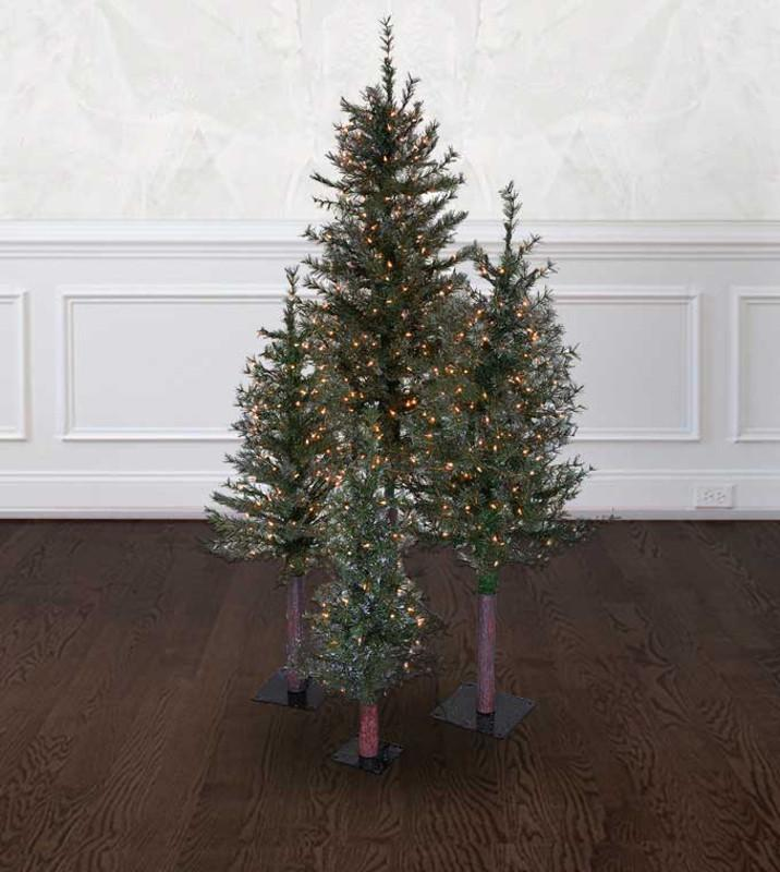 2 ft - 5 ft Small Christmas Trees