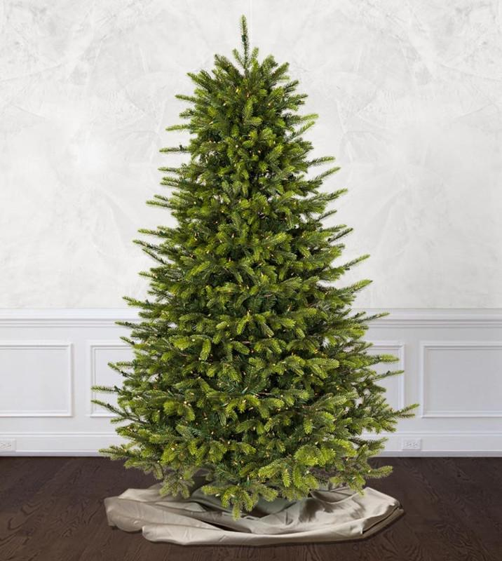 Full-Sized Artificial Christmas Trees