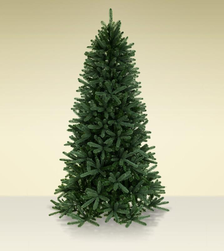 Unlit Artificial Christmas Trees