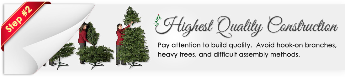Identify A High Quality Tree - Quality Christmas Tree