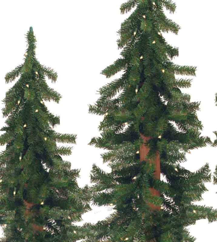 Alpine Artificial Christmas Trees Treetime Tabletop Christmas Trees
