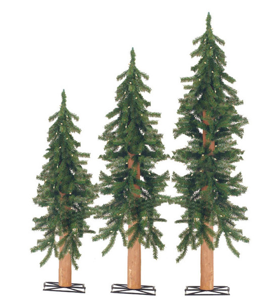 Alpine Tree - Tabletop Artificial Christmas Trees TreeTime