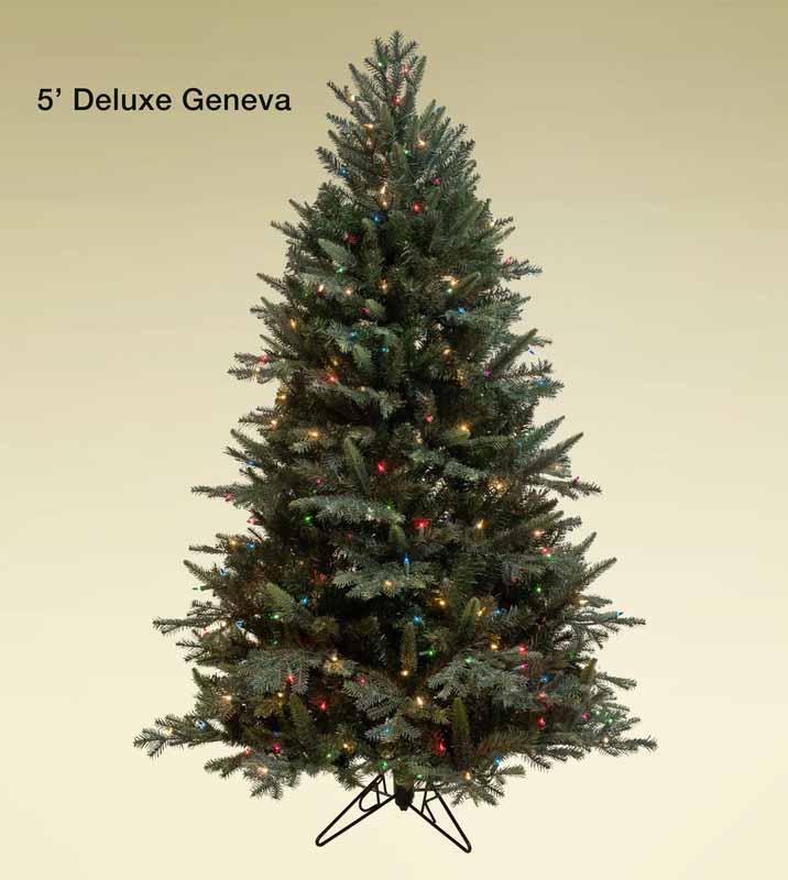 a9f65f6542d Geneva Fir Artificial Christmas Trees - Classics Collection