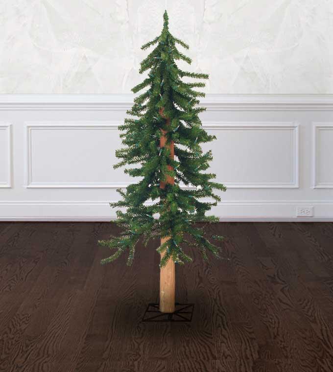 gatlinburg artificial christmas trees treetime slim prelit trees