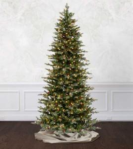 Slim Artificial Christmas Trees Treetime