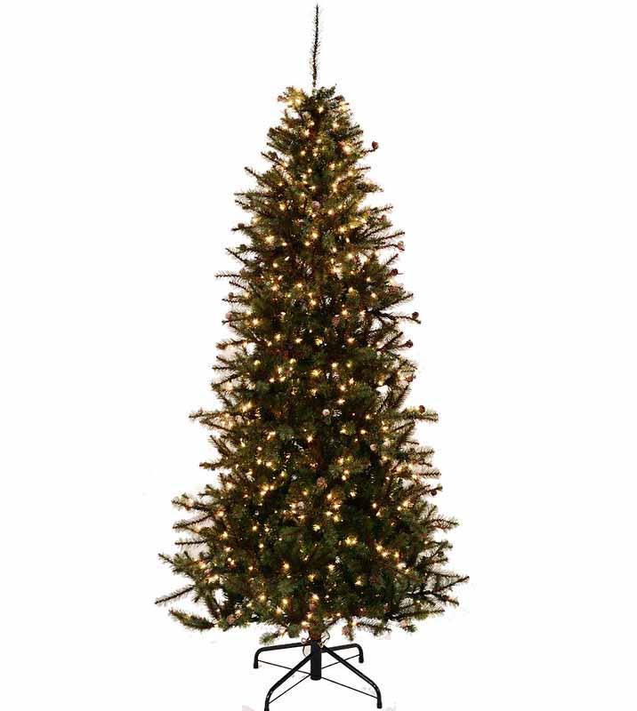 classics - Rustic Artificial Christmas Tree