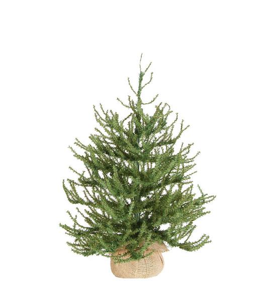 Unlit Pistol Pine - 13 Ft To 20 Ft Artificial Christmas Trees Treetime