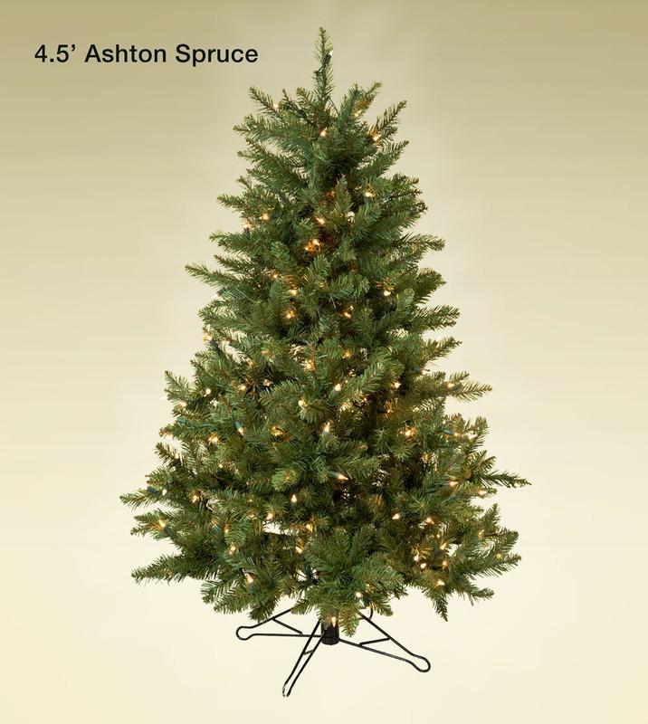 bbf6b466fbb1 The Ashton Spruce Artificial Christmas Tree - Treetime