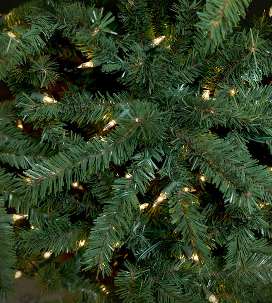 Deluxe Balsam Fir Artificial Christmas Tree Classics