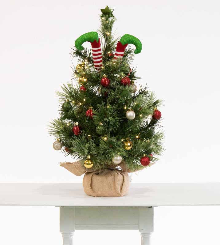 Cashmere Seedling Artificial Christmas Trees Treetime