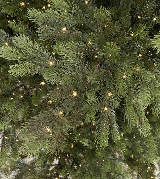 home enchanted white spruce classic classics - White Spruce Christmas Tree