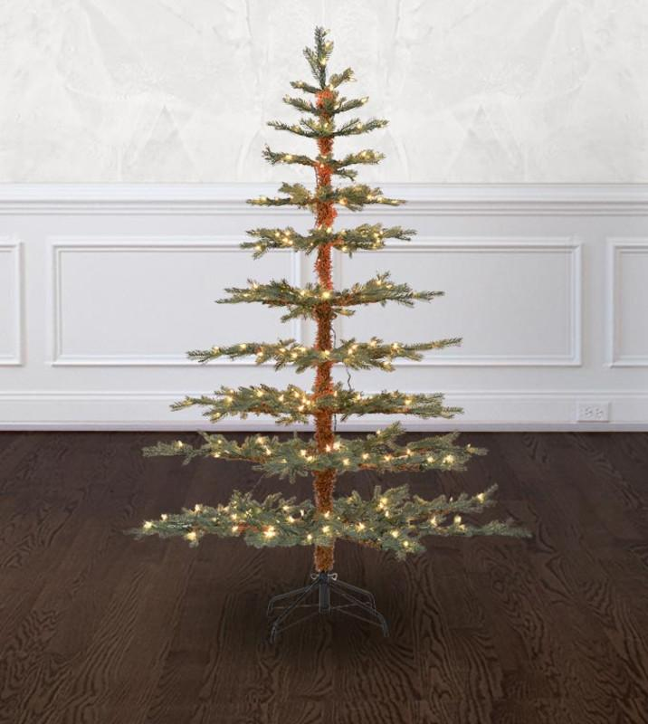 Fanfare Fir Artificial Christmas Trees - Treetime Designer Tree