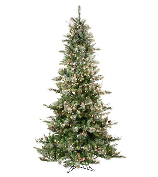 Virginia Pine Artificial Christmas Tree