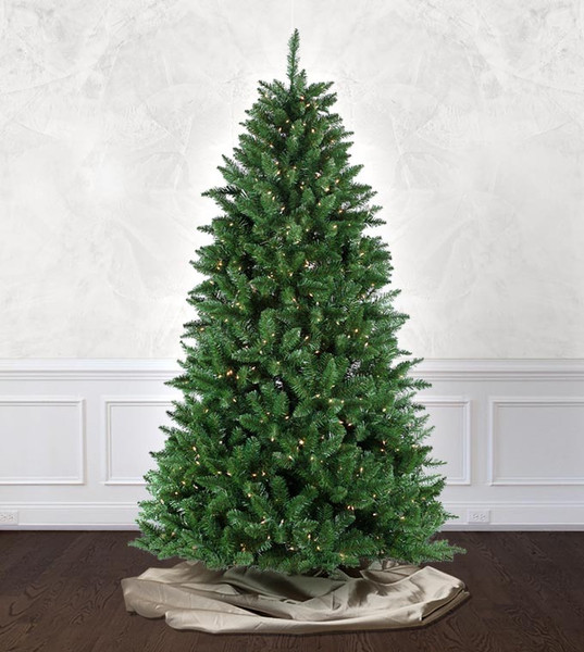 Commercial Christmas Trees From 12 To 100 In Height: Greenbriar Fir Artificial Christmas Trees
