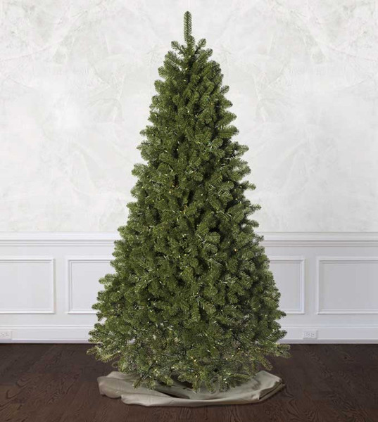 christmas tree lighting types classic - How To Decorate A Small Christmas Tree