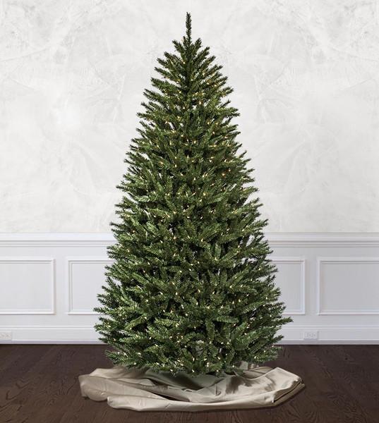 10 Ft Slim Christmas Tree