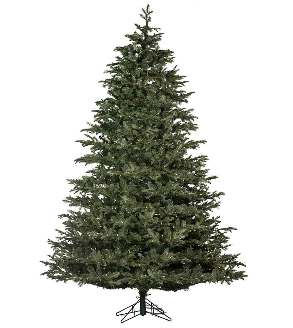 Pacific Noble Fir Artificial Christmas Trees - Treetime