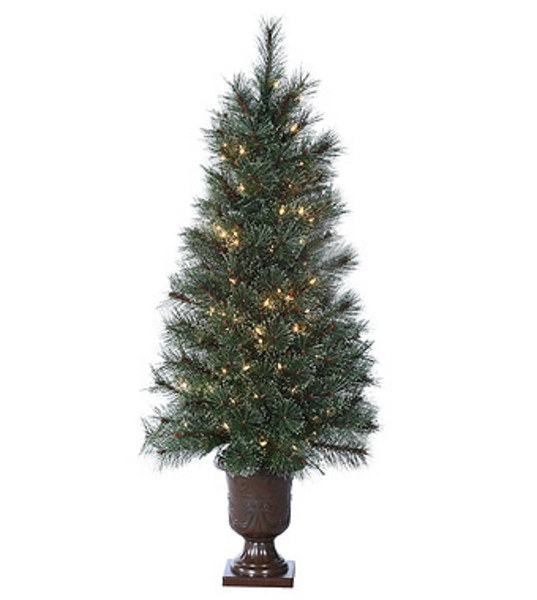 Classic - 9 Ft Artificial Christmas Trees Treetime, Foliage Style: (PE)-Most