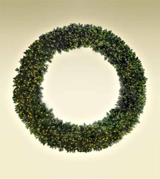 radiant 8 ft wreath