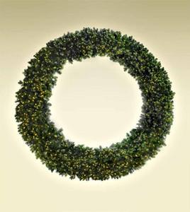 Radiant 8 ft. Wreath