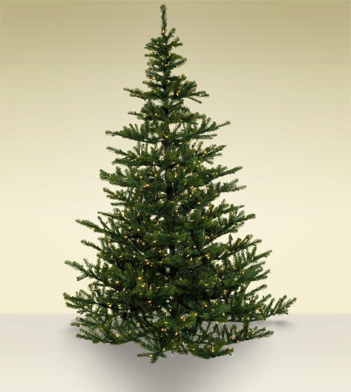 ridgeline fraser fir - Fraser Fir Artificial Christmas Tree