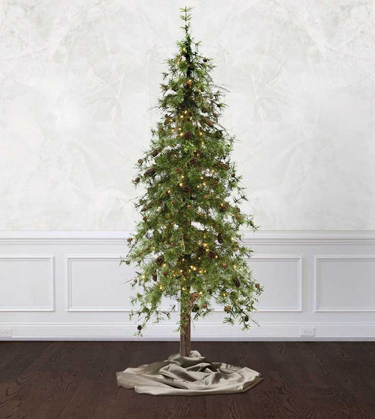 Slim Artificial Christmas Trees | Treetime