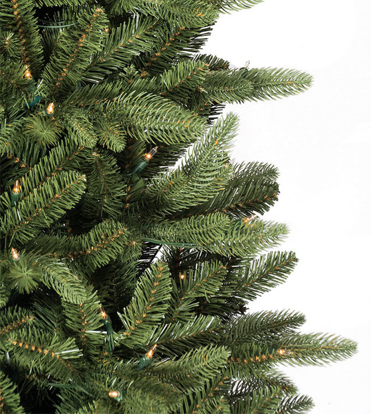 Slim Sierra Artificial Christmas Trees Treetime