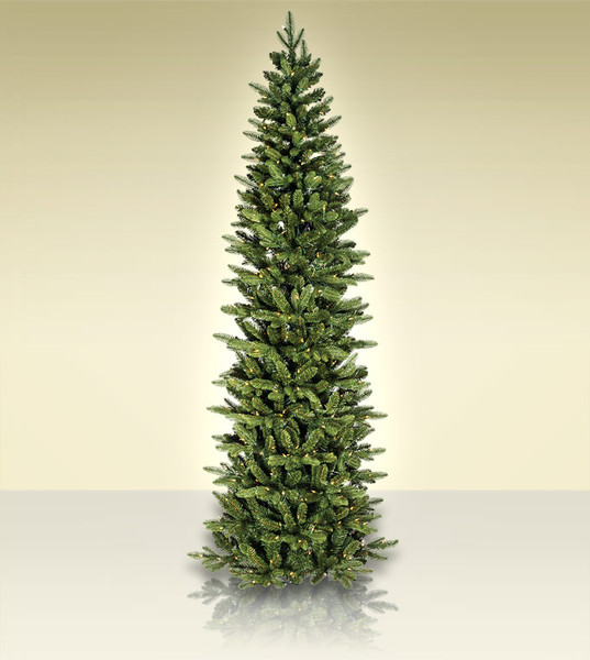 Slim Sierra Artificial Christmas Trees - Treetime