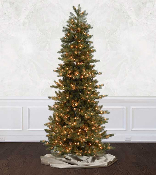 platinum - Potted Artificial Christmas Trees
