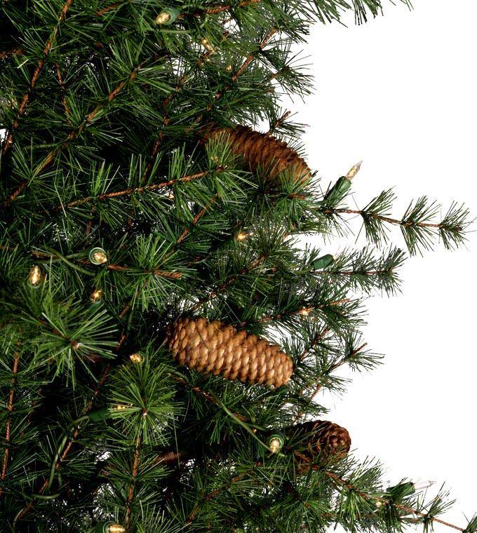 Shoprite Christmas Lights: Tamarcak Pine Artificial Christmas Trees