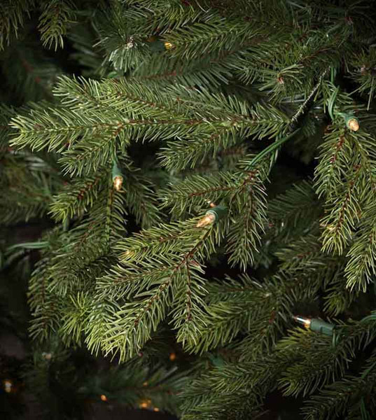 Slim Wexford Spruce Artificial Christmas Trees Treetime