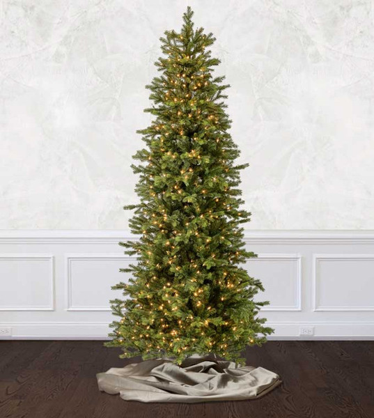 Commercial Christmas Trees From 12 To 100 In Height: Slim Wexford Spruce Artificial Christmas Trees